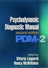 Psychodynamic Diagnostic Manual, Second Edition