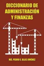 Diccionario de Administracion y Finanzas