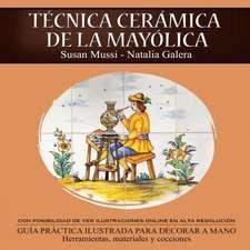 Tecnica Ceramica de La Mayolica:  Cuestion de Etica Espanola
