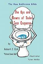 The Ups and Downs of Toilet Seat Etiquette