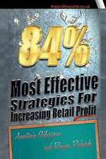 84% Most Effective Strategies for Increasing Retail Profit