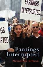 Earnings Interrupted