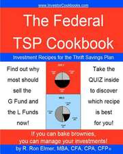 The Federal Tsp Cookbook