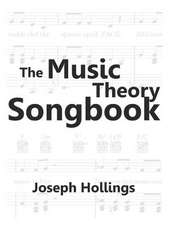 The Music Theory Songbook