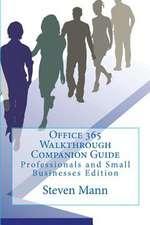 Office 365 Walkthrough Companion Guide