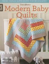 Modern Baby Quilts:  Tabletop Quilts, Book 2