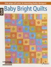 Baby Bright Quilts:  Tabletop Quilts, Book 2
