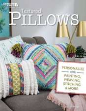 Wenger, L: Textured Pillows