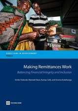 Making Remittances Work:  Balancing Financial Integrity and Inclusion