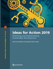 Ideas for Action 2019