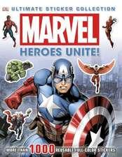 Marvel:  Heroes Unite!