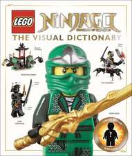 Lego Ninjago:  The Visual Dictionary