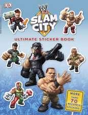 Ultimate Sticker Book:  WWE Slam City