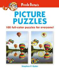 Puzzle Baron's Picture Puzzles: 100 All-Color Puzzles for Everyone