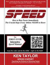 Speed - How to Run Faster Immediately