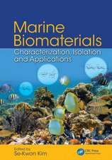 Marine Biomaterials:  Characterization, Isolation and Applications