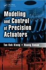 Modeling and Control of Precision Actuators