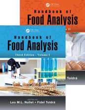 Handbook of Food Analysis, Third Edition - Two Volume Set:  Models, Algorithms and Implementation