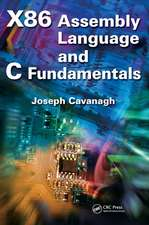 X86 Assembly Language and C Fundamentals