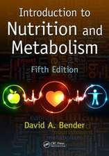 Introduction to Nutrition and Metabolism, Fifth Edition:  A Mathematical Perspective