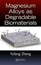Magnesium Alloys as Degradable Biomaterials:  Toxicant Occurrence, Analysis and Mitigation