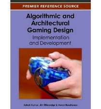 Algorithmic and Architectural Gaming Design