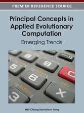 Principal Concepts in Applied Evolutionary Computation