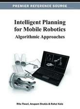 Intelligent Planning for Mobile Robotics