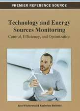 Technology and Energy Sources Monitoring