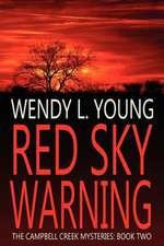 Red Sky Warning
