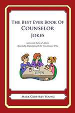 The Best Ever Book of Counselor Jokes