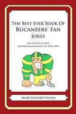The Best Ever Book of Buccaneers' Fan Jokes