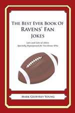 The Best Ever Book of Ravens' Fan Jokes