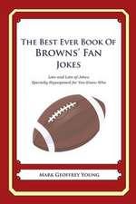 The Best Ever Book of Browns' Fan Jokes