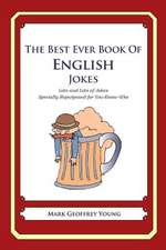 The Best Ever Book of English Jokes