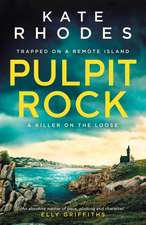 Pulpit Rock: A Locked-Island Mystery: 4