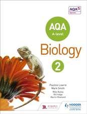 AQA A Level Biology Student Book 2