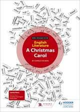 WJEC Eduqas GCSE English Literature Set Text Teacher Guide: A Christmas Carol