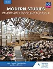 Higher Modern Studies for CfE
