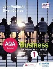 AQA A Level Business 1