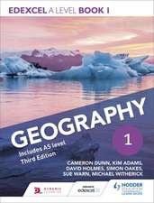 Edexcel A Level Geography