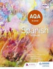 AQA A-level Spanish (includes AS)