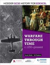 Hodder GCSE History for Edexcel: Warfare