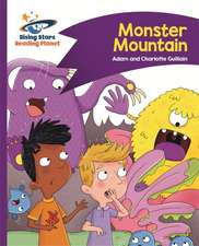 Guillain, A: Reading Planet - Monster Mountain - Purple: Com
