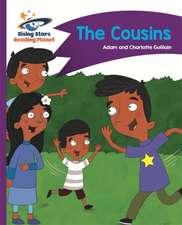 Guillain, A: Reading Planet - The Cousins - Purple: Comet St