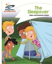 Reading Planet - The Sleepover - White: Comet Street Kids