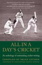 All in a Day's Cricket