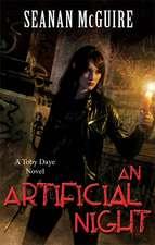 An Artificial Night (Toby Daye Book 3)