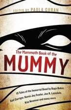 Guran, P: The Mammoth Book Of the Mummy