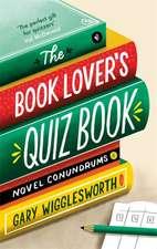 Book Lover's Quiz Book